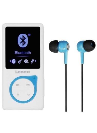Lenco Xemio-668 8GB SD Kartlı Media Player MP3 MP4 Çalar Mavi Mavi
